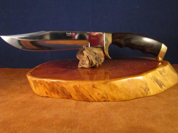 """Kershaw Model 4071- 7.5"""" Bowie Knife #1534"""