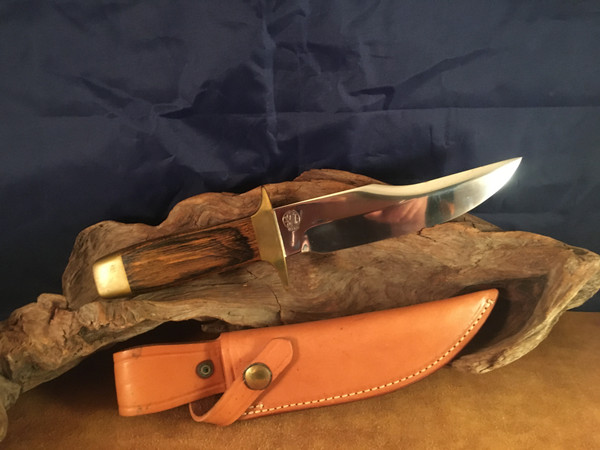 1976 Blackie Collins designed S&W Bowie Knife Model 6010 #21319