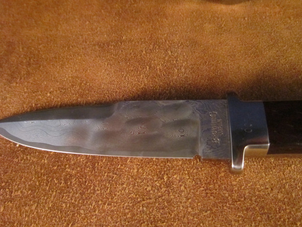 1985 Browning Damascus Fighter #074