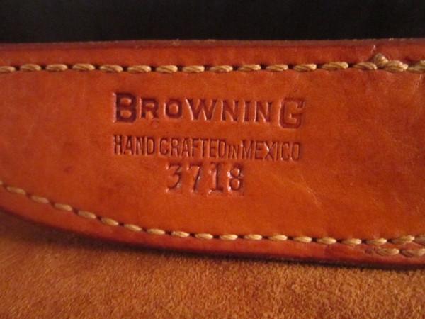 Browning Sportsman Series 3718 Hattori; Seki, Japan