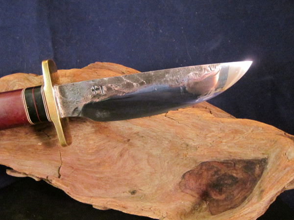 Custom Made Outdoorsman Knife