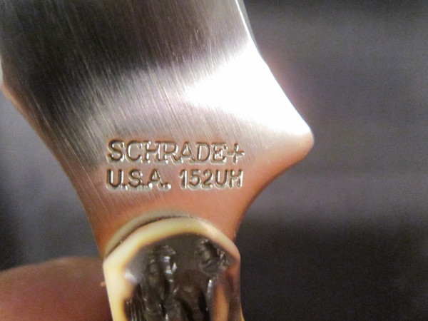 Schrade USA 152 UH uncle henry