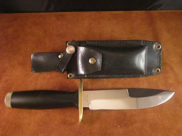 1970's Carl Schlieper Survival Knife # 14122