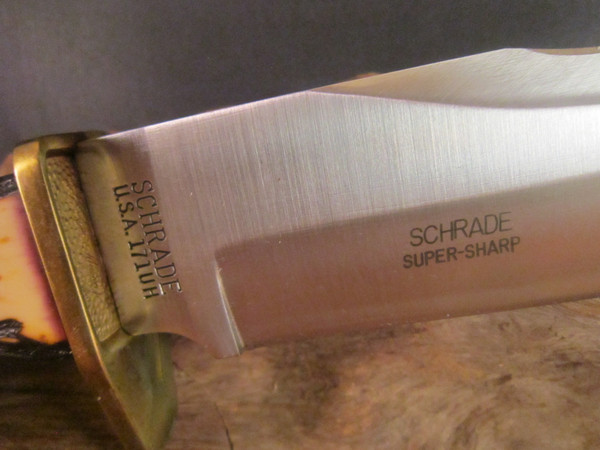 1990's Schrade Uncle Henry UH 171