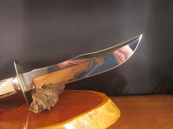 Steve Voorhis Bowie Knife