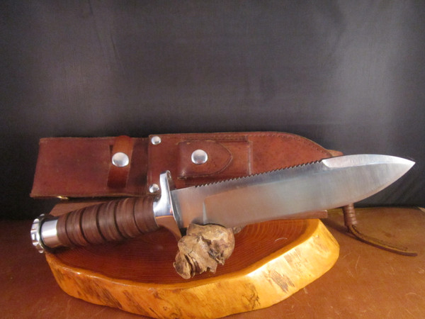 70's Hackman of Finland Survival knife