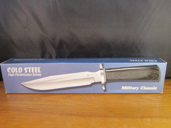 Cold Steel 14R1J Military Classic