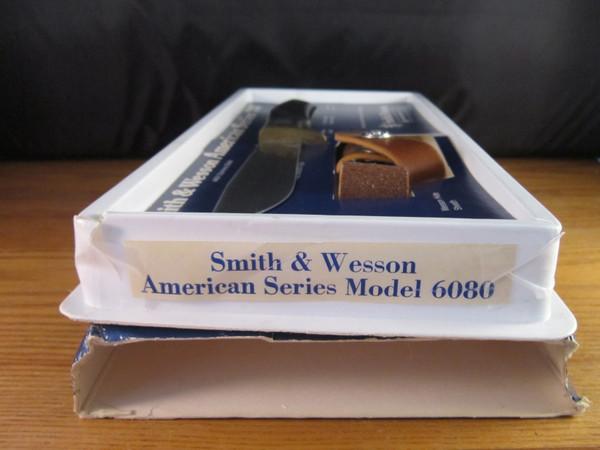 Smith & Wesson 6080 NOS