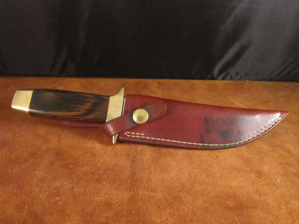 70's Smith & Wesson Blackie Collins designed Bowie Knife model 6010
