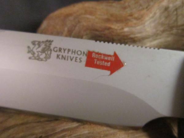 Gryphon Knives M-35 Combat Survival Bowie