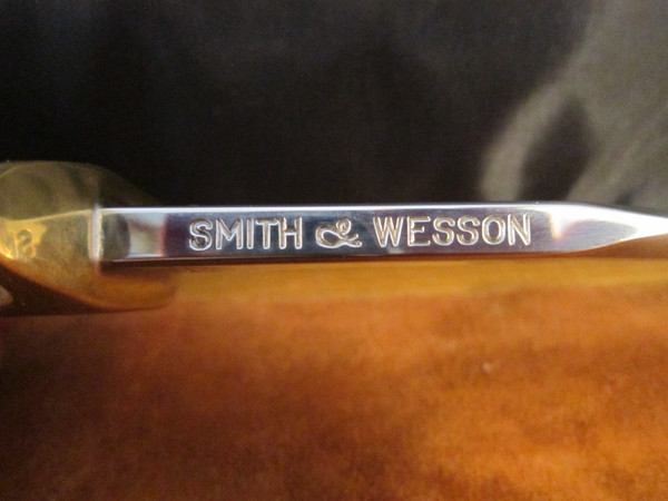 1974 Smith & Wesson 6010  #11478