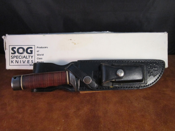 SOG S1 Bowie; 5th Special Forces Group, Vietnam