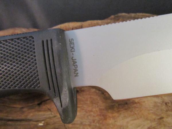 Gryphon M-35 Survival Knife with Nylon Combat Master Sheath