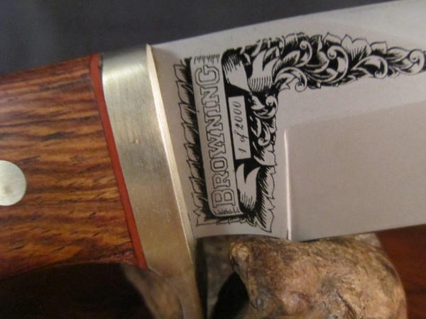 Browning Model 22 Limited Edition Hunting Knife