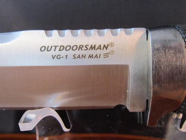 Cold Steel Outdoorsman San Mai- Japan