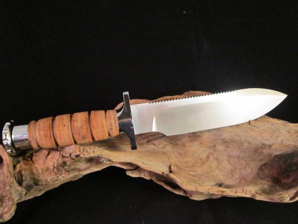 Vietnam Era Hartman of Finland Survival Knife