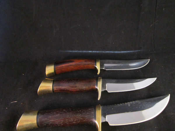 1970's Browning Sportsman Series Knives