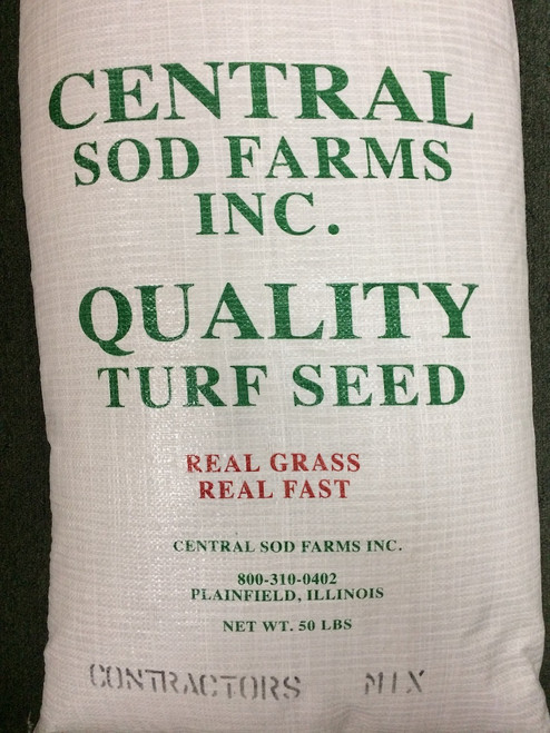 contractor seed blend