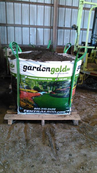 garden soil delivered