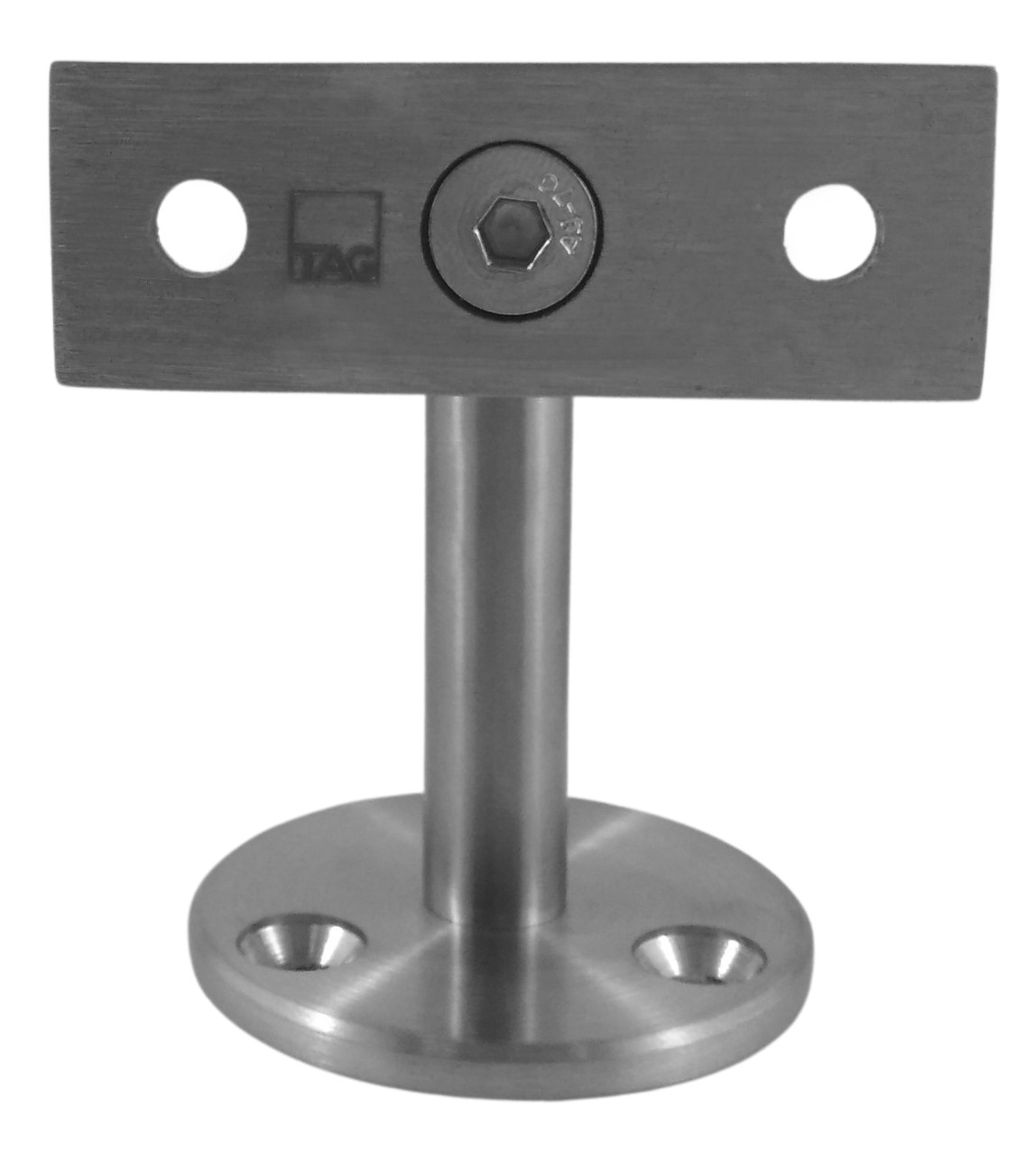 WB6LEDSOL60FBS WALL BRACKET FOR LED SOLID FIXED TYPE FOR CAPRAIL