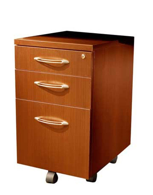 3 Drawers Mobile Ped, #RO-ABD-CAB6