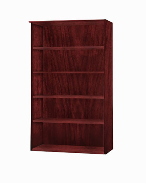 "5 Shelf 68""h Bookcase, #MT-MED-CAB3"