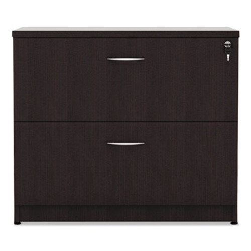 Two Drawers Lateral File Cabinet, #AL-SED-CAB2