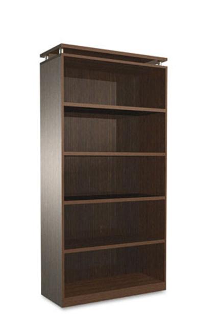 """65""""h Bookcase, #AL-SED-CAB6"""