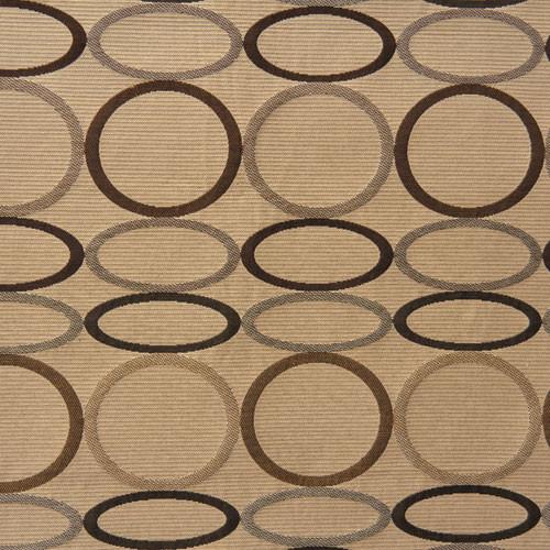 Alera Reception Lounge Series Guest Chair, Mahogany/tan Fabric, #AL-1219