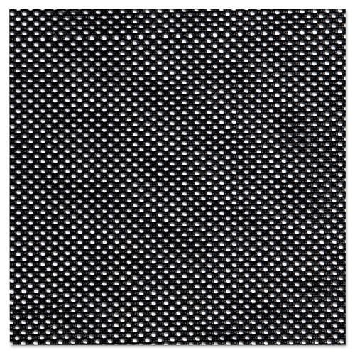 Eikon Series Stacking Mesh Guest Chair, Black, 2/carton, #AL-1234