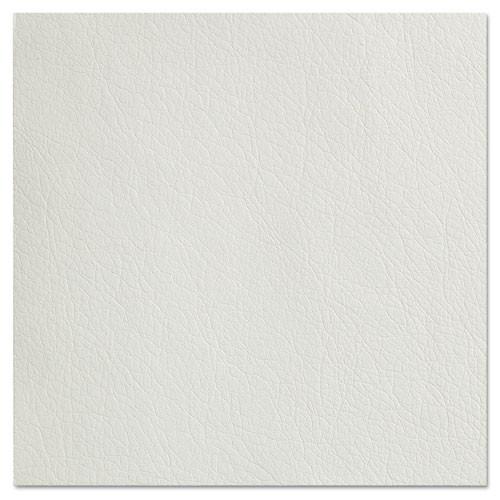 Molded Resin Folding Chair, White/black Anthracite, 4/carton, #AL-1249