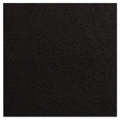 Alera Reception Lounge Series Sled Base Guest Chair, Black Fabric, #AL-1457