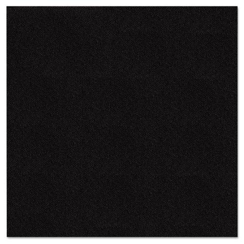 Counter Height Stacking Stool, Black, 2/carton, #AL-1828