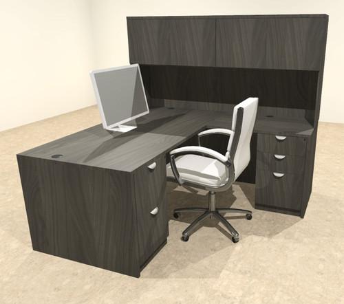 5pc L Shape Modern Executive Office Desk, #OT-SUL-L51