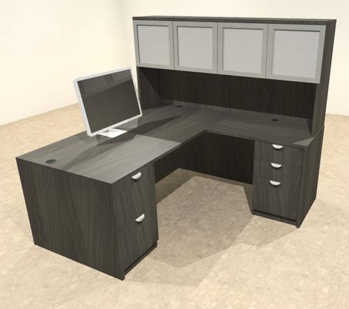 5pc L Shape Modern Executive Office Desk, #OT-SUL-L56