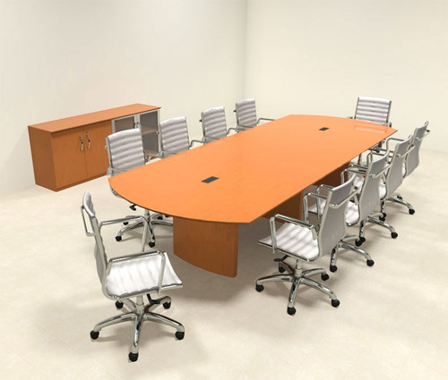 Modern Contemporary 12' Feet Conference Table, #RO-NAP-C10