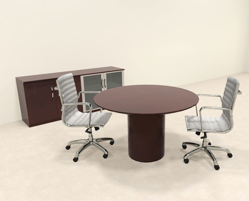 Modern Contemporary Round Conference Table, #RO-NAP-C32