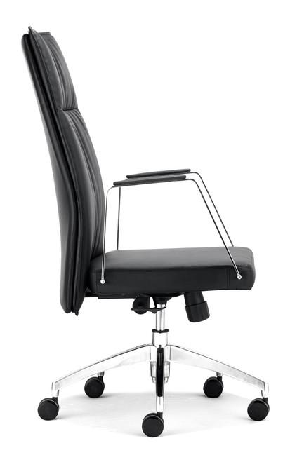 Dean High Back Office Chair Black, ZO-206130