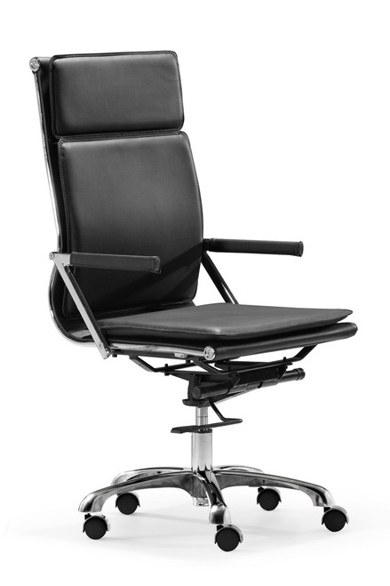 Lider Plus High Back Office Chair Black, ZO-215231