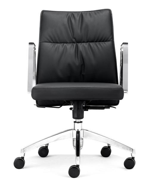 Dean Low Back Office Chair Black, ZO-206136