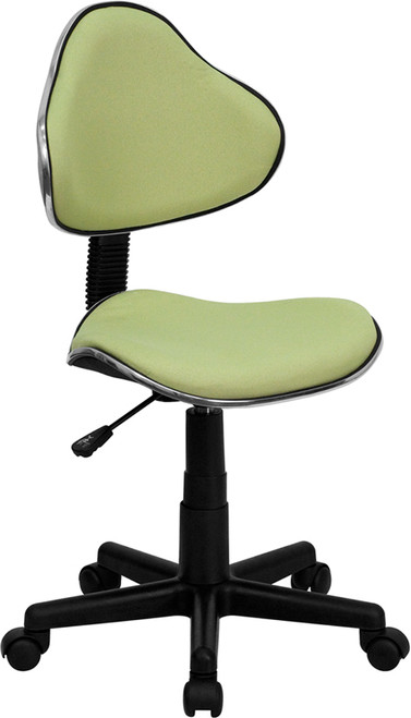 Avocado Fabric Ergonomic Task Chair , #FF-0366-14