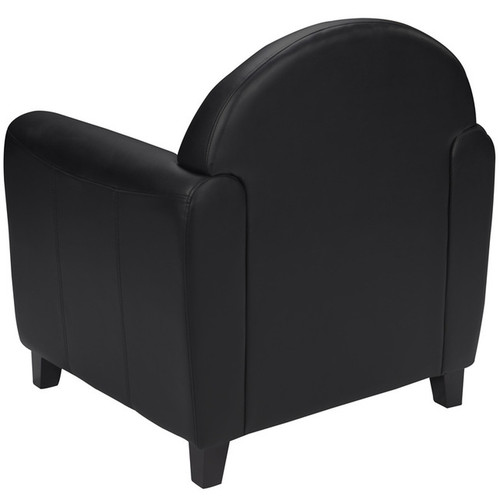 1pc Modern Leather Office Reception Chair, FF-0557-13