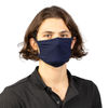 Navy Reusable Washable Face Mask