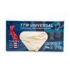 Protective Powder Free Latex Hand Gloves. TTW Universal