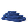 Premium Bamboo Collection Towels - 700 GSM Super Soft (Navy Blue)