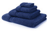 Royal Egyptian Collection 600 GSM Towels- Bath Towels (Navy Blue)