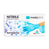 Medybird Nitrile Blue powder free Glove - 20ft Single Container (16,000 Boxes) - FOB