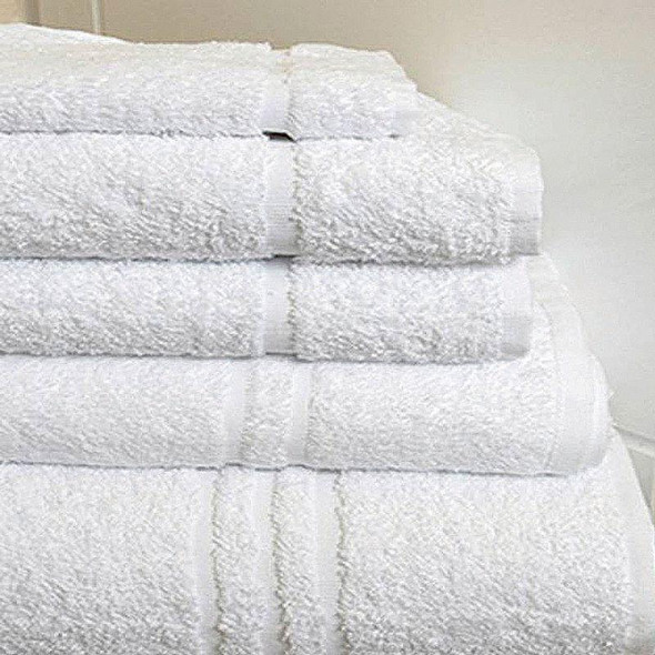 Arcus 500 GSM Budget Towels - Hand Towel (Pack of 5 Pcs)