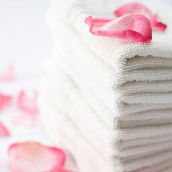 450 GSM Industrial Towels 100% Cotton - Hand Towel (Pack of 10 Pcs)