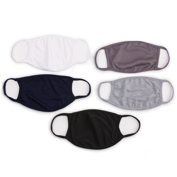 Reusable Washable Double Layered Face Mask - UK made (multiple)